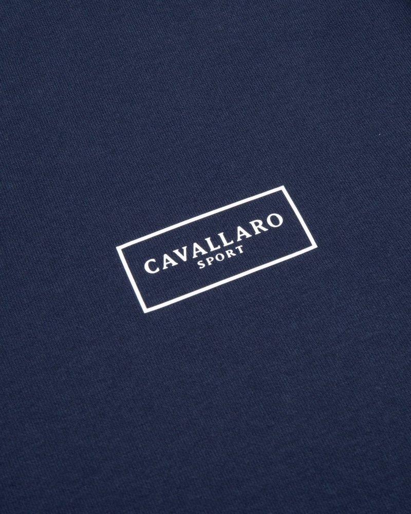 CAVALLARO Cavallaro Sport Hoodie  Dark Blue 699000