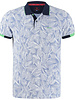 NZA NEW ZEALAND Polo short sleeve peters 21CN120 cosmic blue