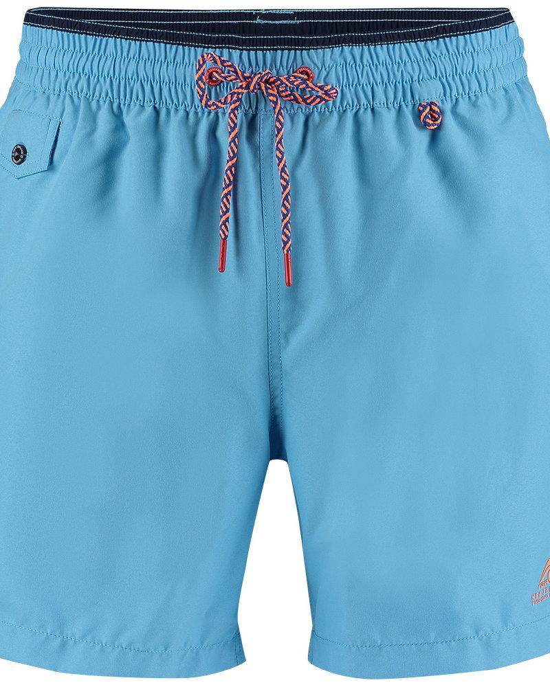 NZA NEW ZEALAND Swim shorts others teardrop 21CN651 celtic blue