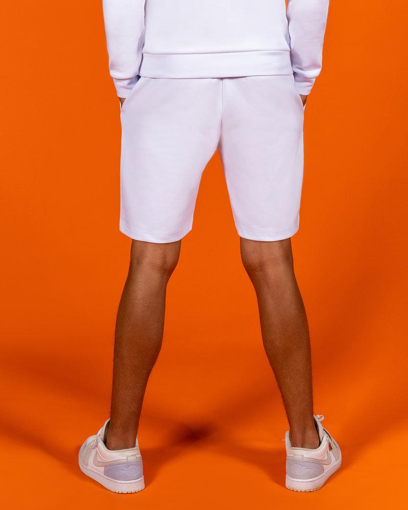 CAVALLARO 122212001 Ec 21 shorts white