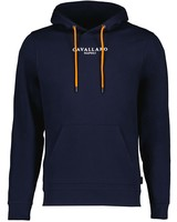 CAVALLARO 120212016 Ec 21 hoodie dark blue