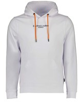CAVALLARO 120212016 Ec 21 hoodie white