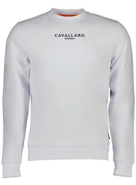 CAVALLARO 120212015 Ec 21 sweat white