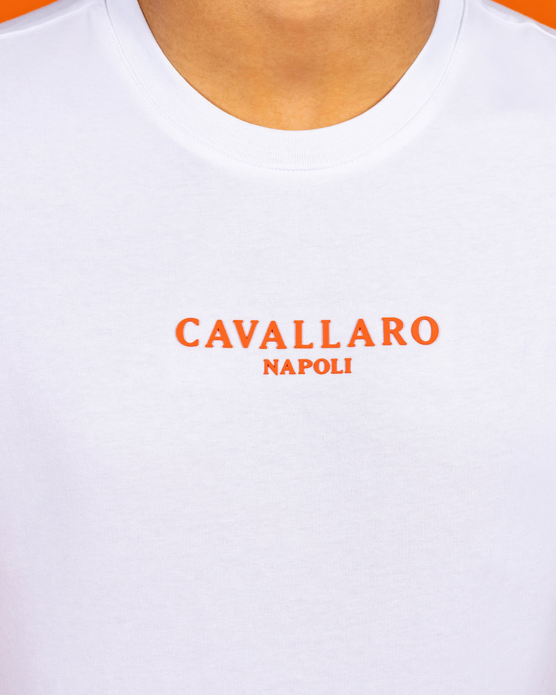 CAVALLARO 117212019 Ec 21 tee white