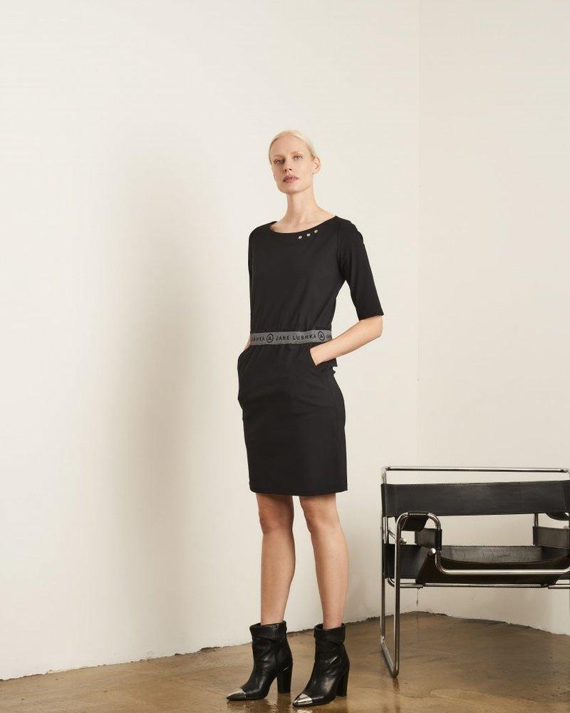 JANE LUSHKA Dress maya U92123103 black