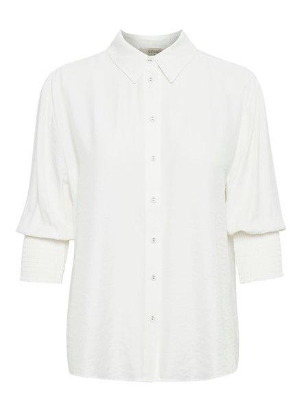CREAM 10606063 Nolacr shirt 60034 chalk