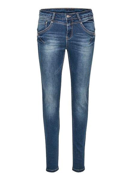 CREAM 10604221 Amalie jeans shape fit 62505 rich blue denim