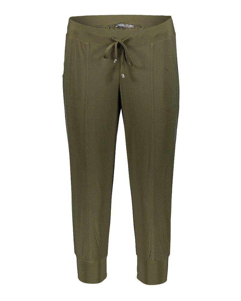 GEISHA 11081-44 Pants travel 3/4 army