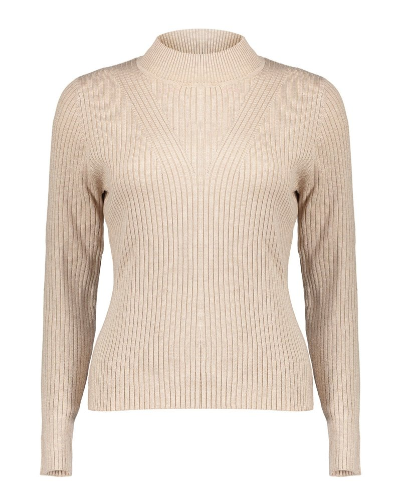 GEISHA 14531-14 Knitted top sand