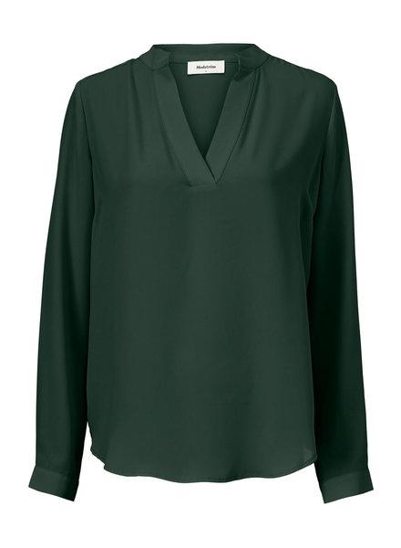 MODSTRÖM 54801 Billie shirt empire green