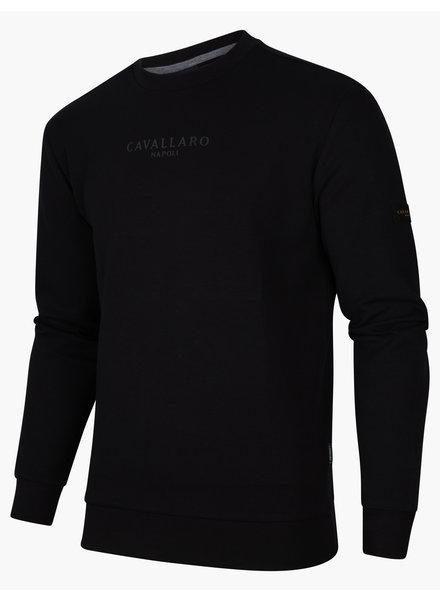 CAVALLARO 120215000 Vallone sweat black