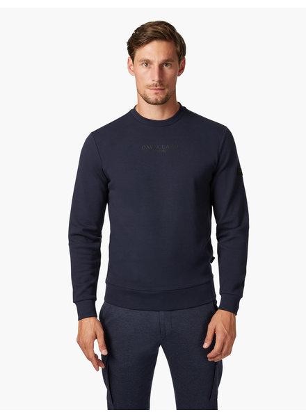CAVALLARO 120215000 Vallone sweat dark blue