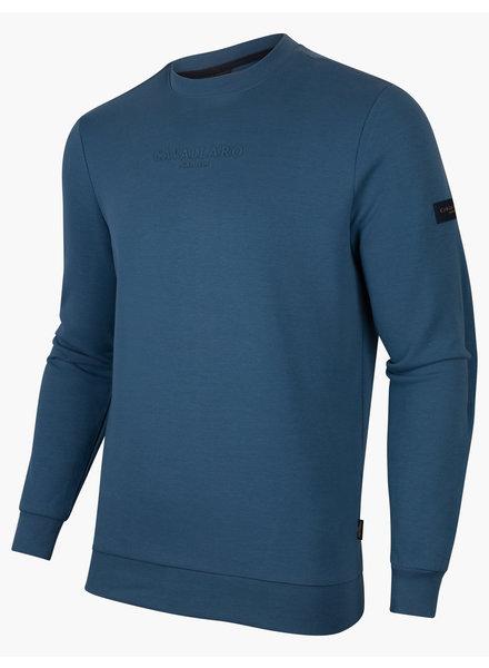 CAVALLARO 120215000 Vallone sweat indigo blue