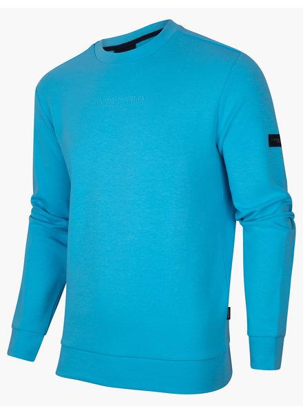 CAVALLARO 120215000 Vallone sweat bright blue