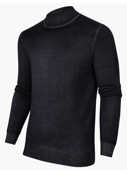 CAVALLARO 118215018 Turtulo pullover dark blue