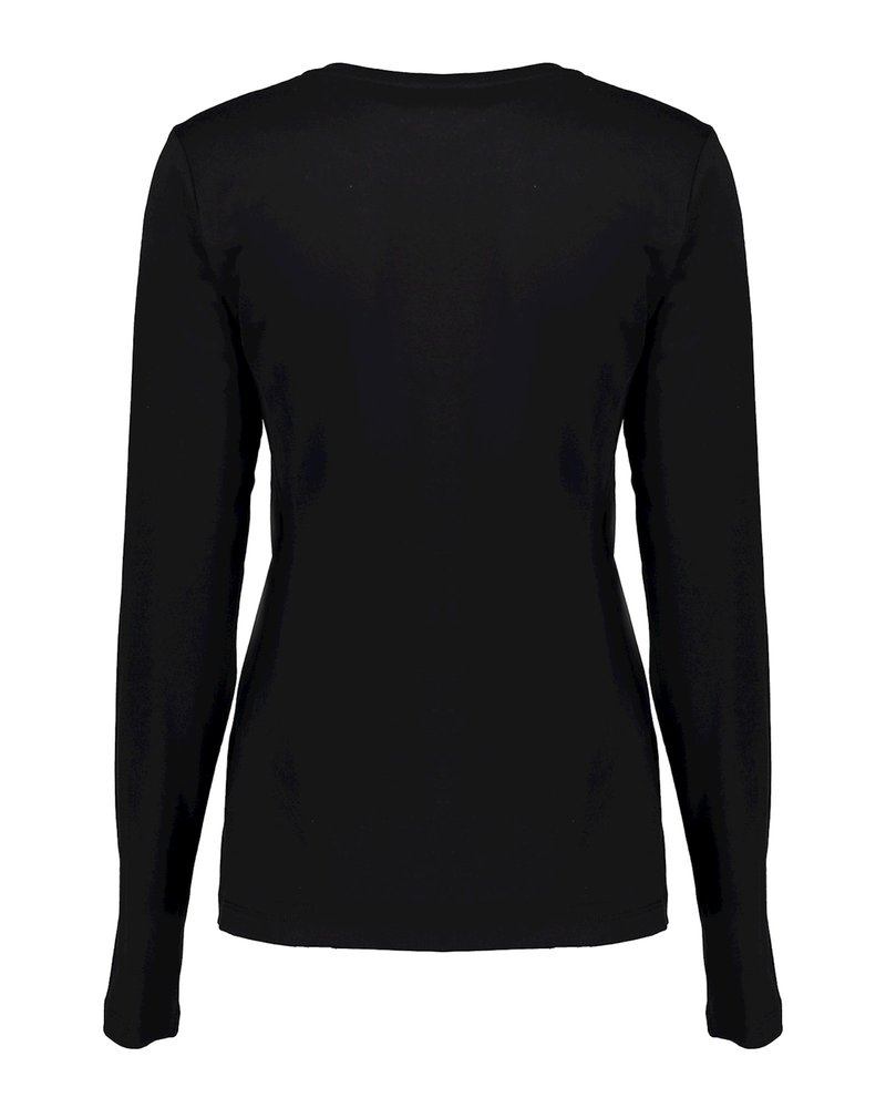 "GEISHA 12558-41 T-shirt ""empower"" black"