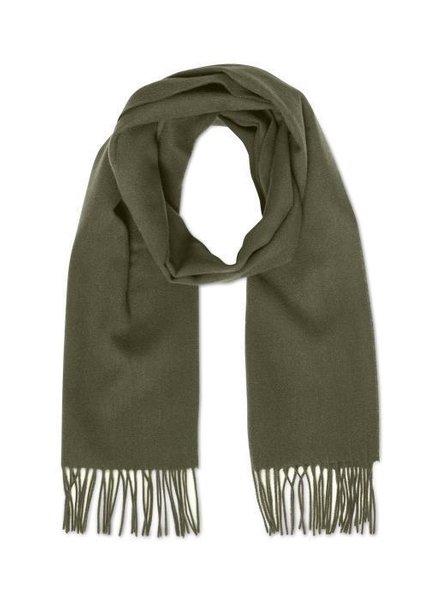 MATINIQUE 30204996 Mawolan wool scarf olive night