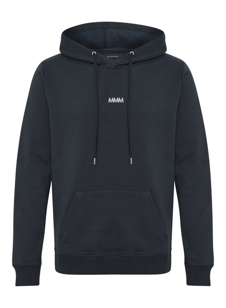MATINIQUE 30205447 Malogo hoodie dark navy