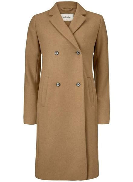 MODSTRÖM 51830 Odelia coat brown sugar/bruin