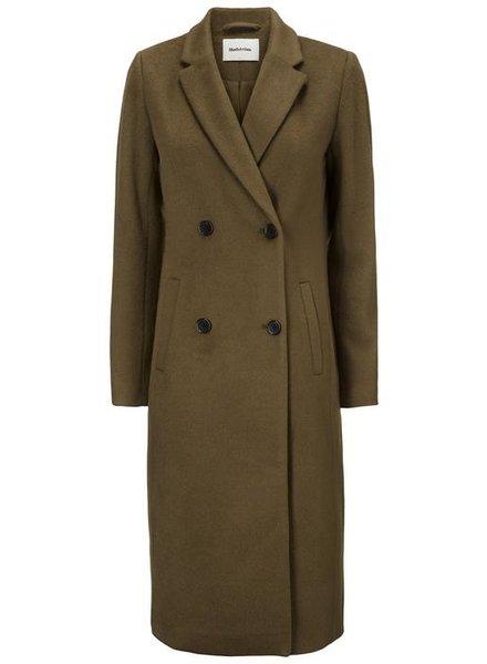 MODSTRÖM 55822 Odelia long coat sienna
