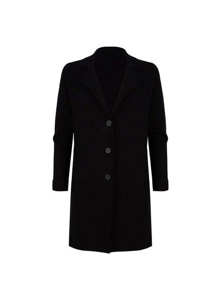 ESQUALO F21.07520 Cardigan blazer long black