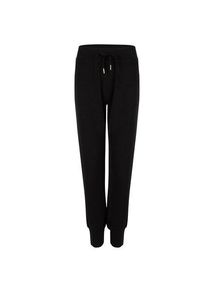 ESQUALO F21.05526 Trousers jogger modal black
