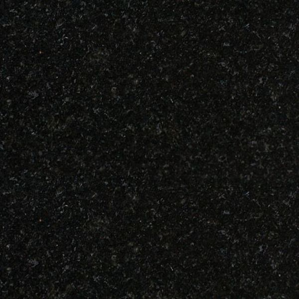 Sample Nero Assoluto Graniet gepolijst 10x10x2 cm