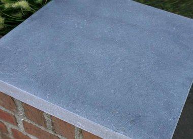 Belgisch hardsteen paalmuts