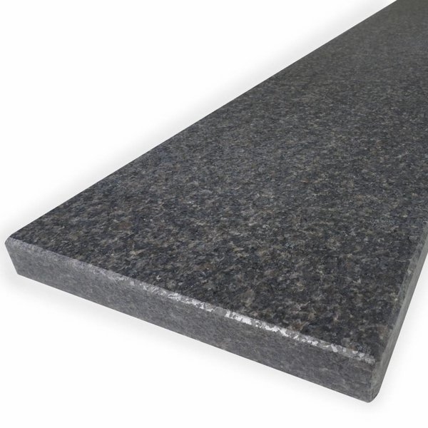 Vensterbank Impala graniet gezoet 2 cm dik - OP MAAT