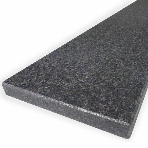 Vensterbank Impala graniet gezoet 3 cm dik - OP MAAT