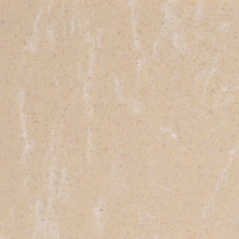 Plint composiet Crema Marfil 1 cm dik - OP MAAT-  5-10 cm breed - 50-120 cm lang - Muurplint gepolijst marmer composiet zandkleurige marmerlook