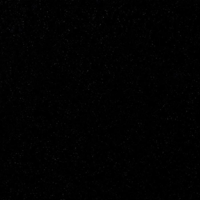 Sample Kwartscomposiet Nero 10x10x2 cm - materiaal proefstuk - monster Quartz composiet zwart
