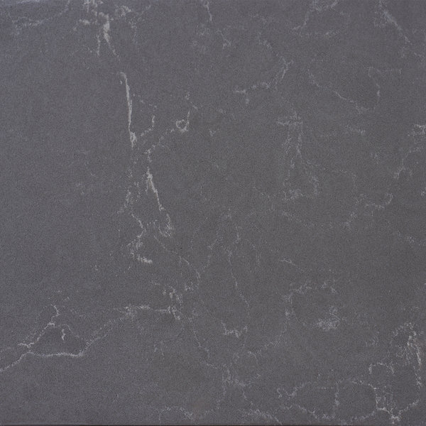 Sample Kwartscomposiet (quartz) Graphite marmer look 10x10x2 cm