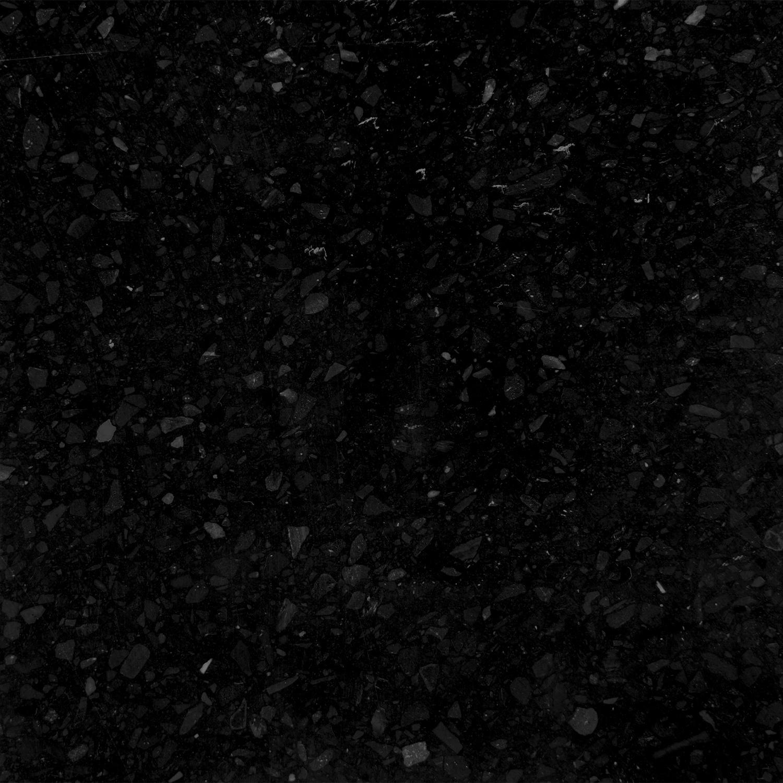 Dorpel composiet Black - OP MAAT - 2 cm dik - 2-25 cm breed - 10-230 cm lang -  Binnen(deur)dorpel gepolijst marmer composiet zwart