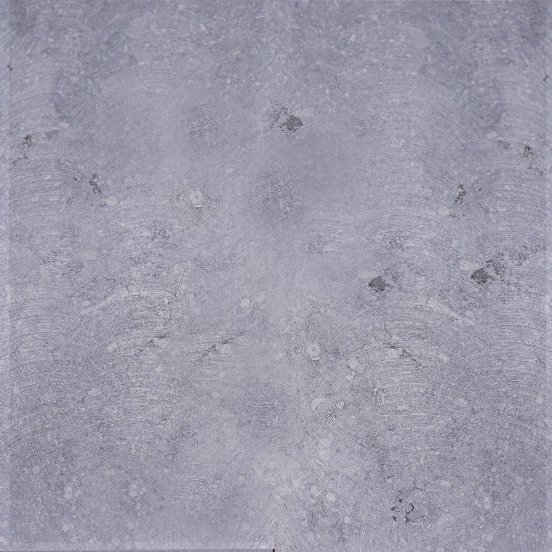 Sample Belgisch hardsteen geschuurd 10x10x2 cm - materiaal proefstuk - monster (op)geschuurd hardsteen / arduin