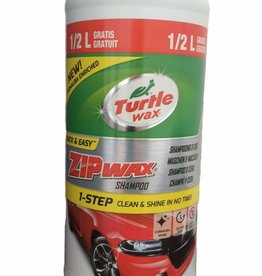 Turtle Wax zip wax shampoo
