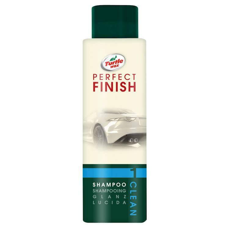 Turtle Wax Perfect Finish Shampoo