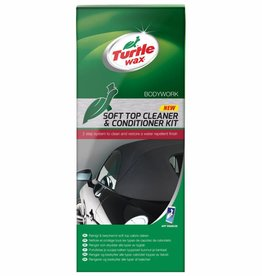 Turtle Wax Soft Top Cleaner&Conditioner Kit