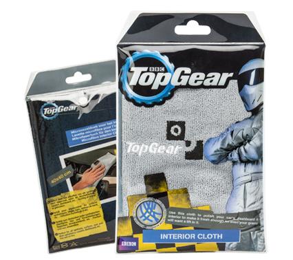 Top Gear Microvezeldoek voor het interieur