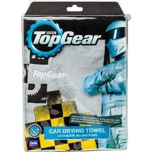 Top Gear Microvezel Droogdoek