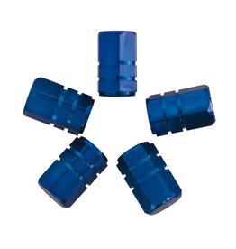 Carpoint Carpoint Ventieldoppenset blauw