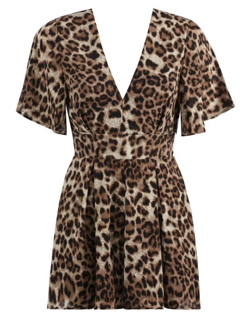 Leo Love Playsuit