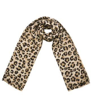 Lilah Leopard Scarf