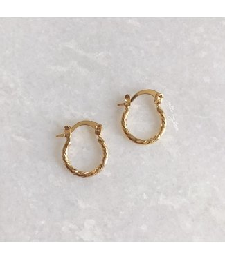Rory Mini Hoop Earrings