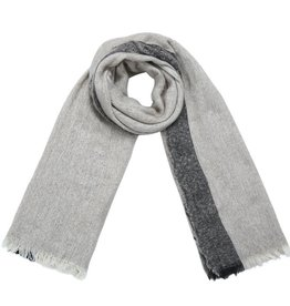 Riva Soft Scarf / Grey