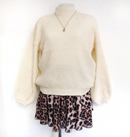 Liv Rib Knit Sweater