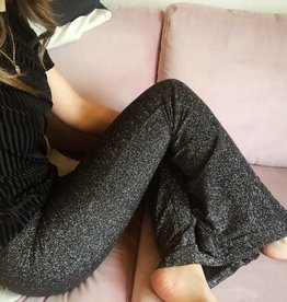 Glitter Angel Flared Trousers