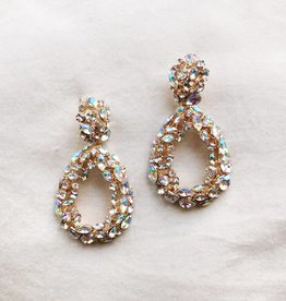 Alix Crystal Earrings