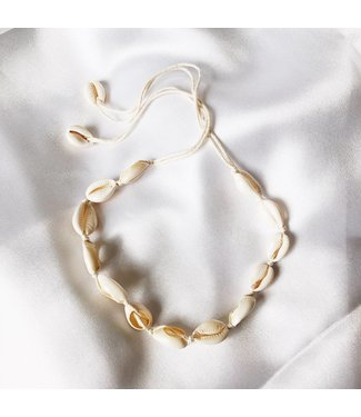 Nohea Shell Choker Necklace