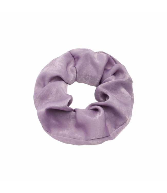 Cara Soft Scrunchie / Lilac